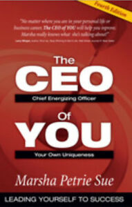 The CEO of YOU- LEADING YOURSELF TO SUCCESS