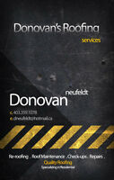 Donovan's Roofing Services- Roofing with excellence