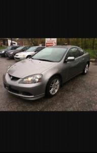 Acura rsx premium 2005