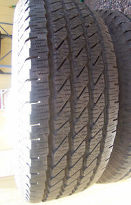 Michelin Cross Terrain Tires 245 65 17 95%(4Tires)ALMOST NEW