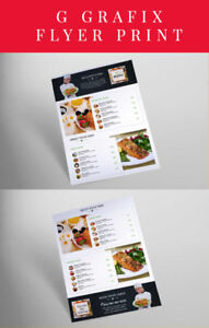Brochure and Business Card printing for best price