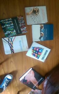 Laurier Business Textbooks, 1st, 2nd and 3rd year