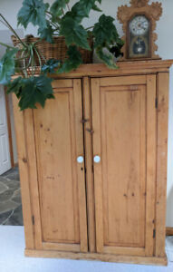 Chalet Contents Sale: Canadiana Antiques, Pine, Art, Furnishings