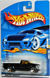 Hot Wheels 1/64 Ford F-150 Diecast Car