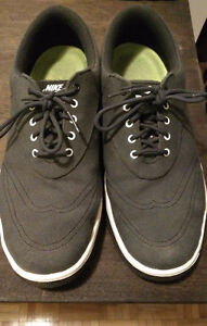 Nike Lun Golf Shoes - Canvas - Used 4 times - Nice shape! Size 9