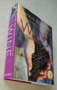 The Oxford Companion books to Food and Wine