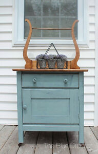 Beautiful antique washstand