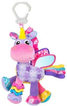 Playgro Activity Friend Stella Unicorn Knuffel met Hanger...