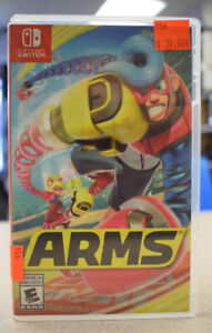 Arms For Nintendo Switch (#156)