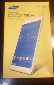 Samsung Galaxy Tab 4 (Never Used)