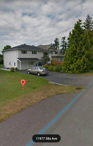 House(Upstairs) and basement for rent