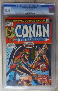 Conan comics high grade