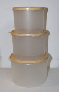 Tupperware Store All Canister Set