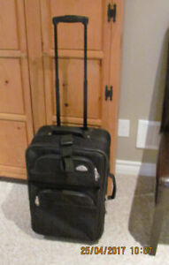 "SAMSONITE CARRY-ON CASE – 21"" High, 14"" Wide & 10"" Deep."