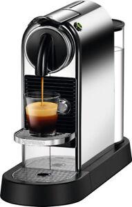 Machine à café - Nespresso Citiz Chrome
