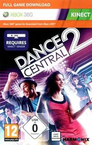 Dance Central 2 Full Game Download XBOX 360 Kinect