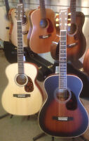 New Larrivee Acoustic Guitars In Stock - Duncan Music