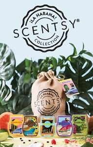 Scentsy's La Habana complete collection - never opened