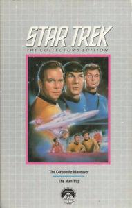 54 Episodes Star Trek The Original Series Collectors Edition vhs