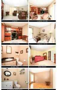 3 Bedroom + 4 Bathroom(2 with shower) Townhouse, Water included