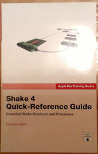 Shake 4 Quick-Reference Guide book
