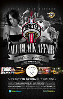 NBA ALLSTAR WEEKEND ALL BLACK PARTY