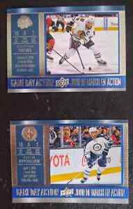 2016 Tim Horton's Upper Deck Hockey Cards Kitchener / Waterloo Kitchener Area image 4