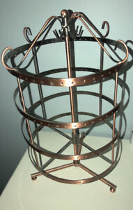 Jewelry Stand with lots of earring holds