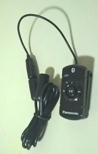 Panasonic RP-BT10R Remote Control for iPod & Cellphone