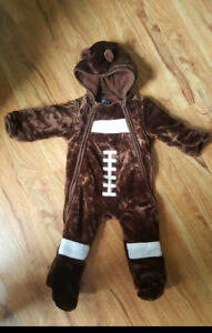 baby winter suit 6-9 months