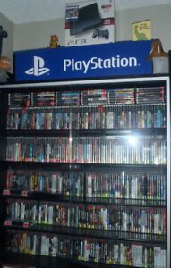 528  Ps3 games and systems for sale or trade