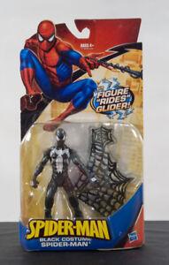 Toy Biz Spider-Man Classics Black Costume with Glider sealed