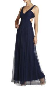 BCBGMAXAZRIA Tulle Gown