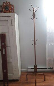 patère vintage en métal