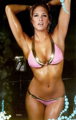 WWE Diva Kelly Kelly Poster (Sexy Bikini) #1 24 inches by 36 inches