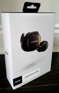 NEW BOSE SOUNDSPORT FREE With RECEIPT!!!