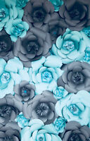 Flower Wall Backdrop For Rent