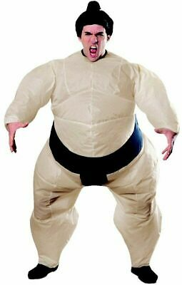 Adult Sumo Wrestler Halloween Costume Unisex - Wrestler Halloween Costume