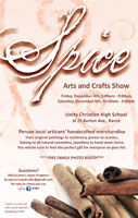 SPICE Arts and Crafts Show ***VENDORS WANTED ***