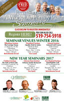 Should I Sell the Farm? FREE SEMINAR (Glencoe)