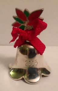 CLOCHE décorative de NOËL (no 09)