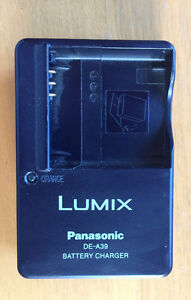FS- Panasonic Lumix DE-A39 Battery Charger