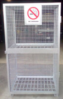 Brand new Propane tank/cylinders storage cabinets for sale!  •