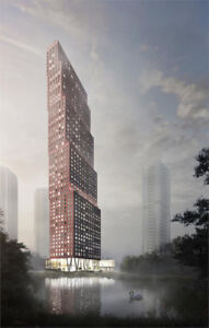 Brand New 60 Storey Tower in Heart of Vaughan | Closing: 2021