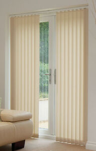 3 STORES VERTICAUX 3 VERTICAL BLINDS