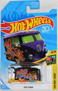 Hot Wheels 1/64 VW Kool Kombi Treasure Hunt Diecast Car
