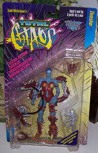 Thresher Ultra Total Chaos Action Figure from Todd McFarlane