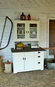 Antique 1920's Farm Cupboard