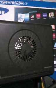 Laptop Cooling Fan with Bose Speaker