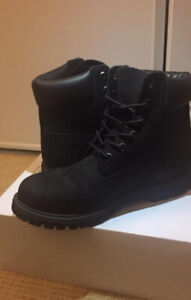 Black Classic 6-inch Timberland Boots